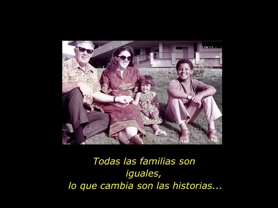 Padre e hija,Madre e hijos, Abuelo y nietos,hermanos...