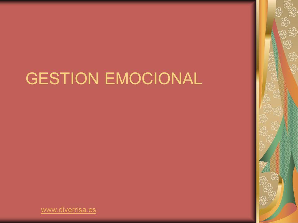 CONCEPTO DE EMOCIÓN Una emoci ó n es una reacci ó n personal y subjetiva frente al ambiente que nos rodea o frente a un pensamiento espont á neo.