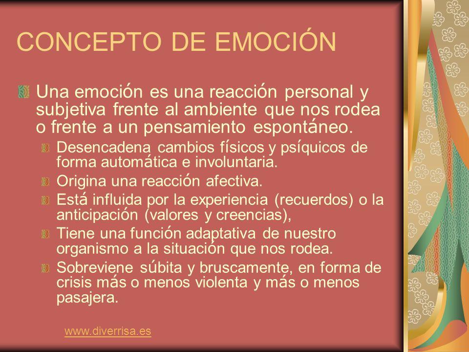 Durante mucho tiempo las emociones han estado consideradas poco importantes.
