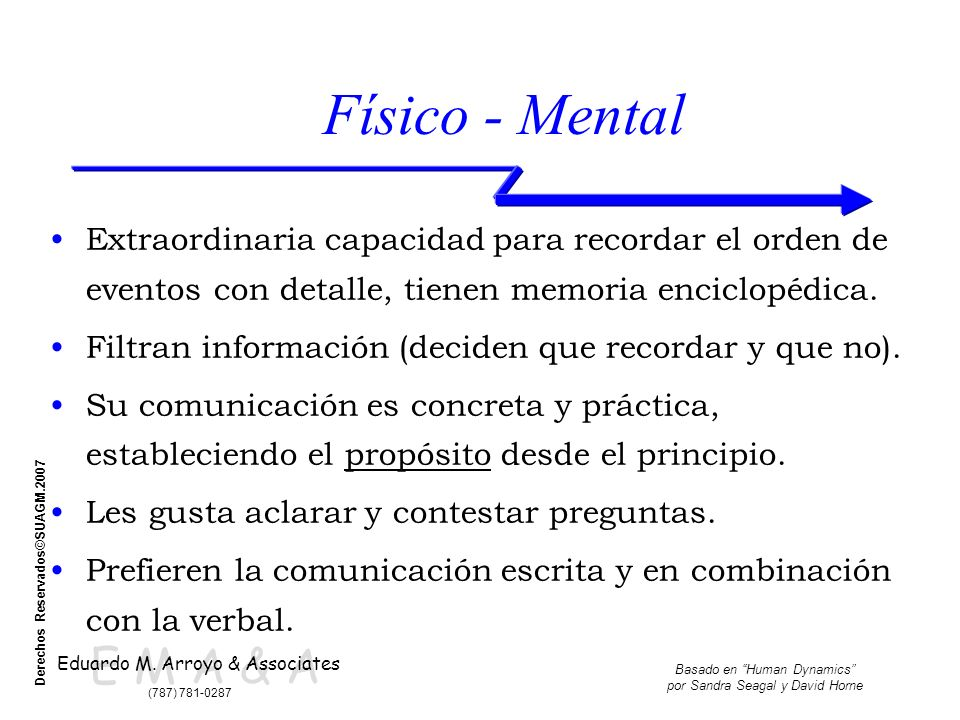 E M A & A Eduardo M.