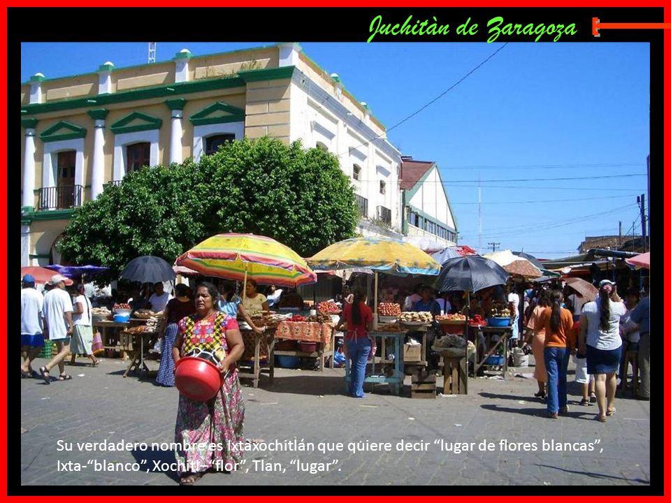 Santo Domingo Tehuantepec Photo © 2008 por artesaniashuaxyacac