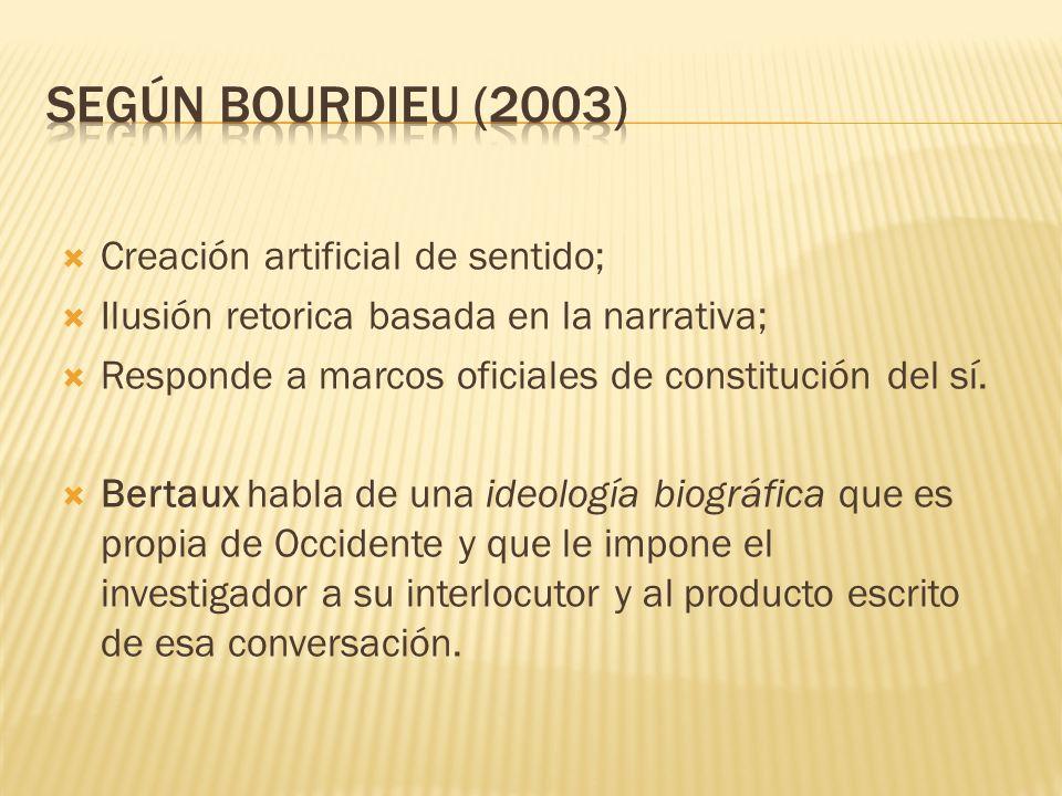 Principios del siglo XX: Acompañaba a una antropología de rescate sin contacto con planteamientos teóricos (Marsal, 1966).