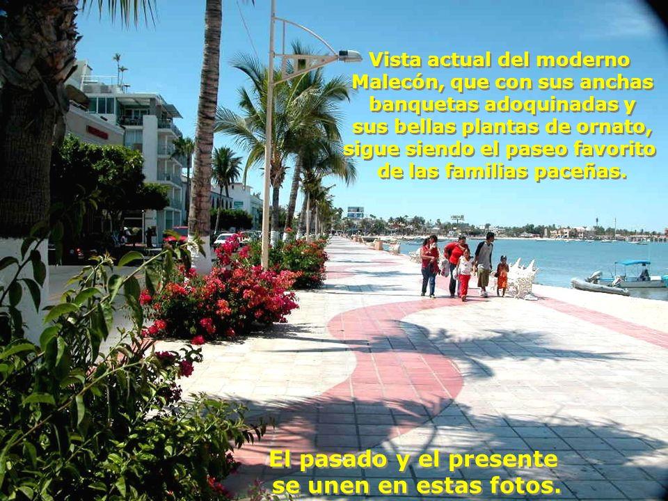 Muchos años han pasado ya en la ciudad de La Paz, pero sus recuerdos y sus imágenes se conservan vívidamente en la memoria de sus habitantes.