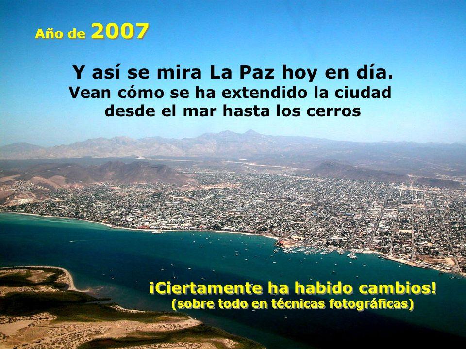 Malecón de La Paz ayer y hoy Malecón de La Paz ayer y hoy No cabe duda que ha habido bastantes cambios