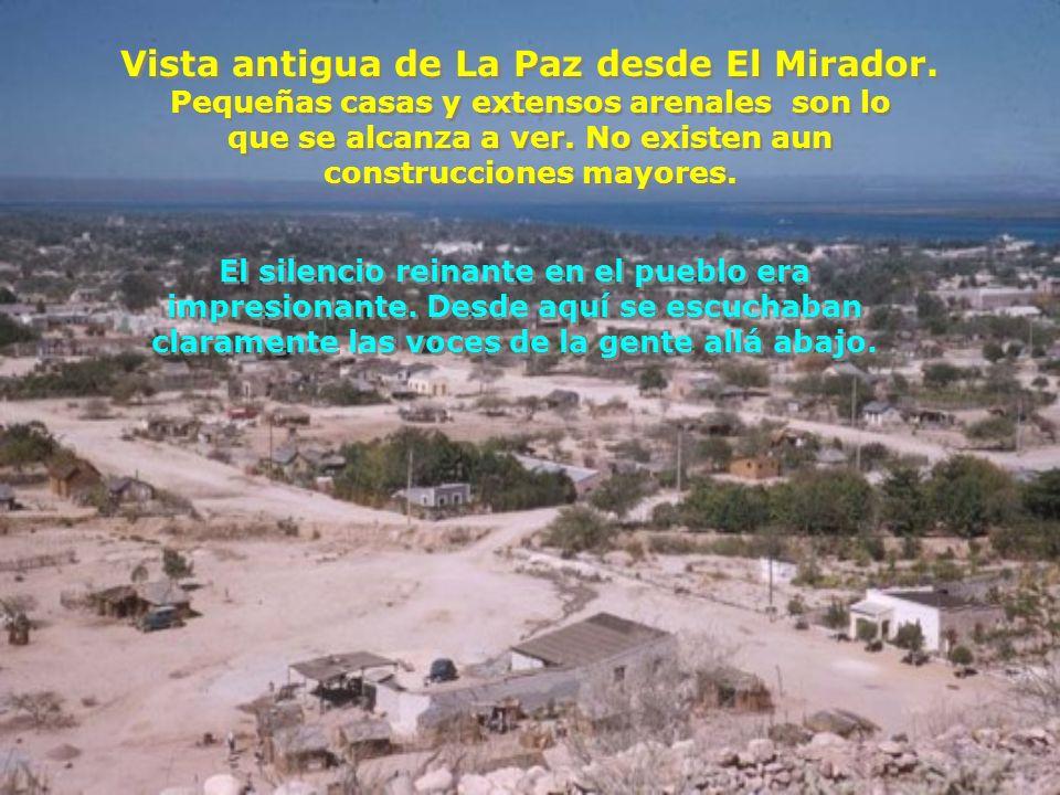 Año de 2007 Año de 2007 Y así se mira La Paz hoy en día.