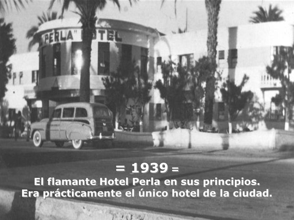 El Parquecito Cuauhtémoc construído en 1938, y su estado actual en 2007 El Parquecito Cuauhtémoc construído en 1938, y su estado actual en 2007