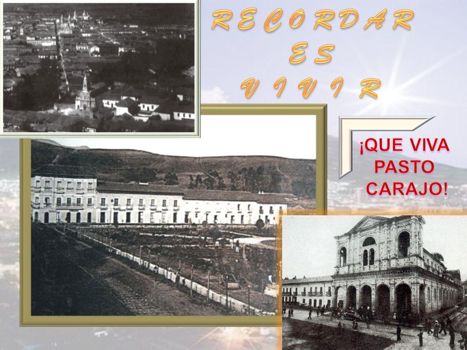 Antigua plaza de mercado – 1919 Hoy Banco de la República