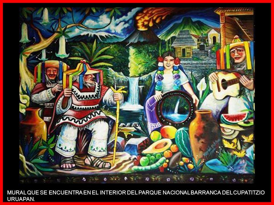 Lugar donde todo florece La Huatapera primer hospital de América Latina.