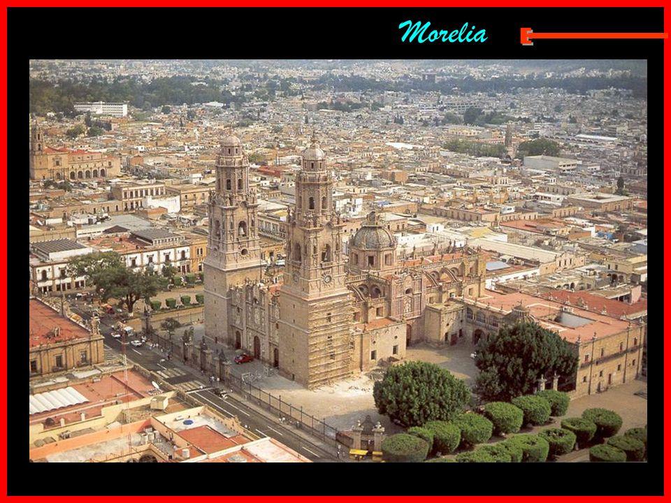 Morelia es la ciudad capital del estado mexicano de Michoacán de Ocampo, fundada el 18 de mayo de 1541 por mandato del primer virrey de la Nueva Españ