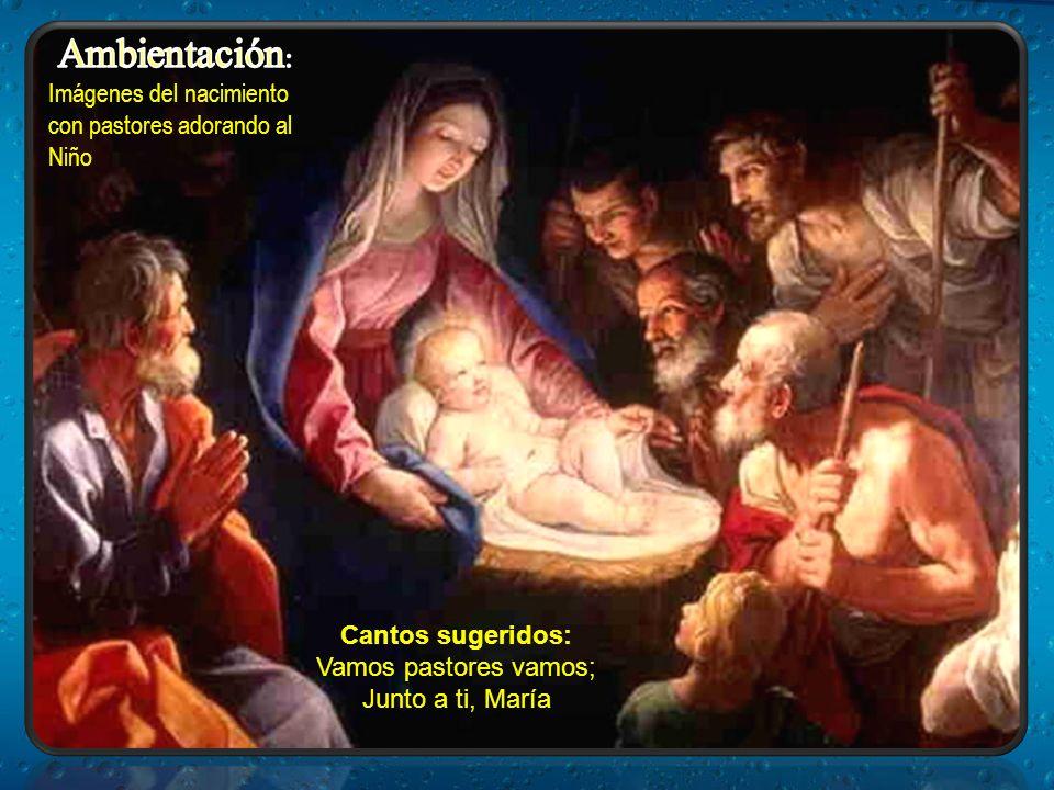 Lucas 2, 16-21 1 de Enero 2012 SANTA MARIA, MADRE DE DIOS - BSANTA MARIA, MADRE DE DIOS - B