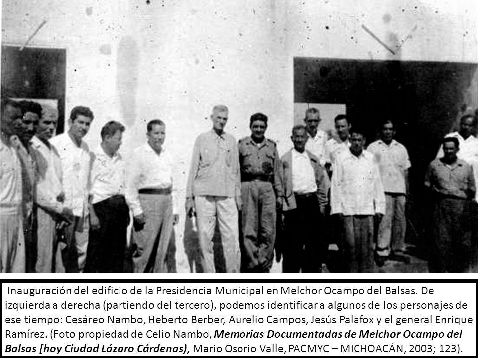 1950, 20 de junio. CENSO DEL EJIDO DE LA MIRA. Gelasio Rodríguez.- Alfonso Zúñiga.- Efren Suazu.- Federico Mendoza.- Maximino Zuazu.- Sabino Gaona.- M
