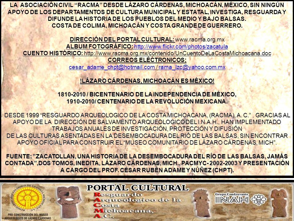 BIBLIOGRAFÍA CAPÍTULO IX. Acevedo Núñez, José, Pbro., ARTEAGA… Mis recuerdos, Arteaga de Salazar, Mich., 1993. Comisión del Río de las Balsas, Lázaro