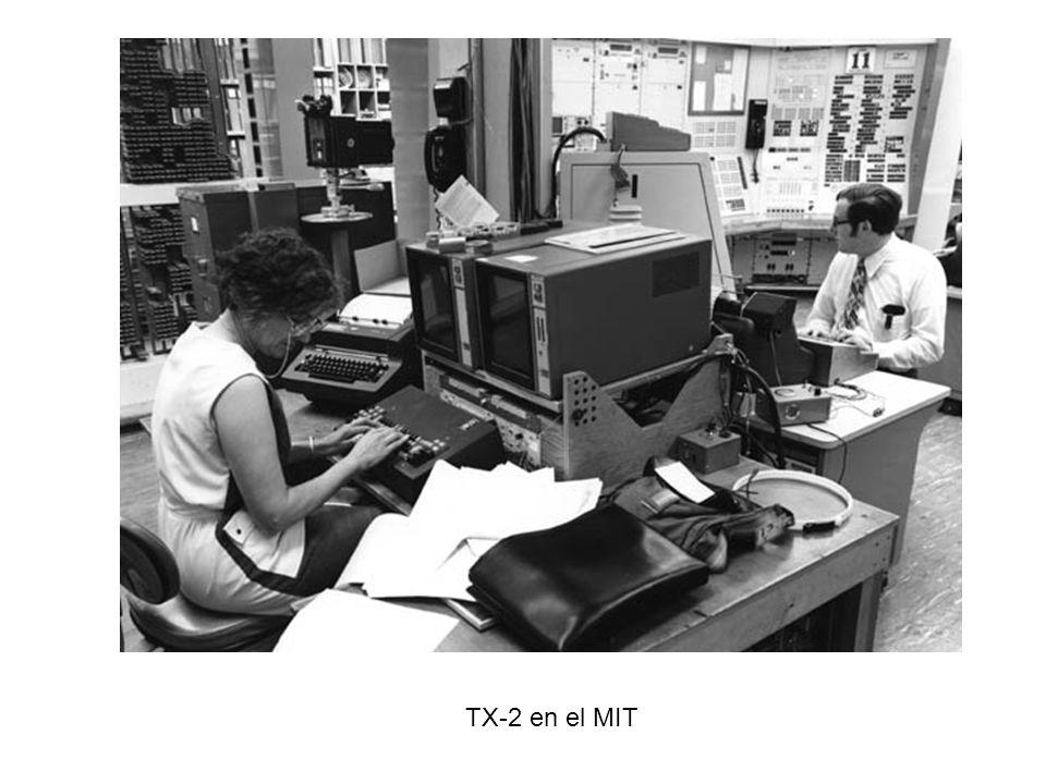 TX-2 en el MIT