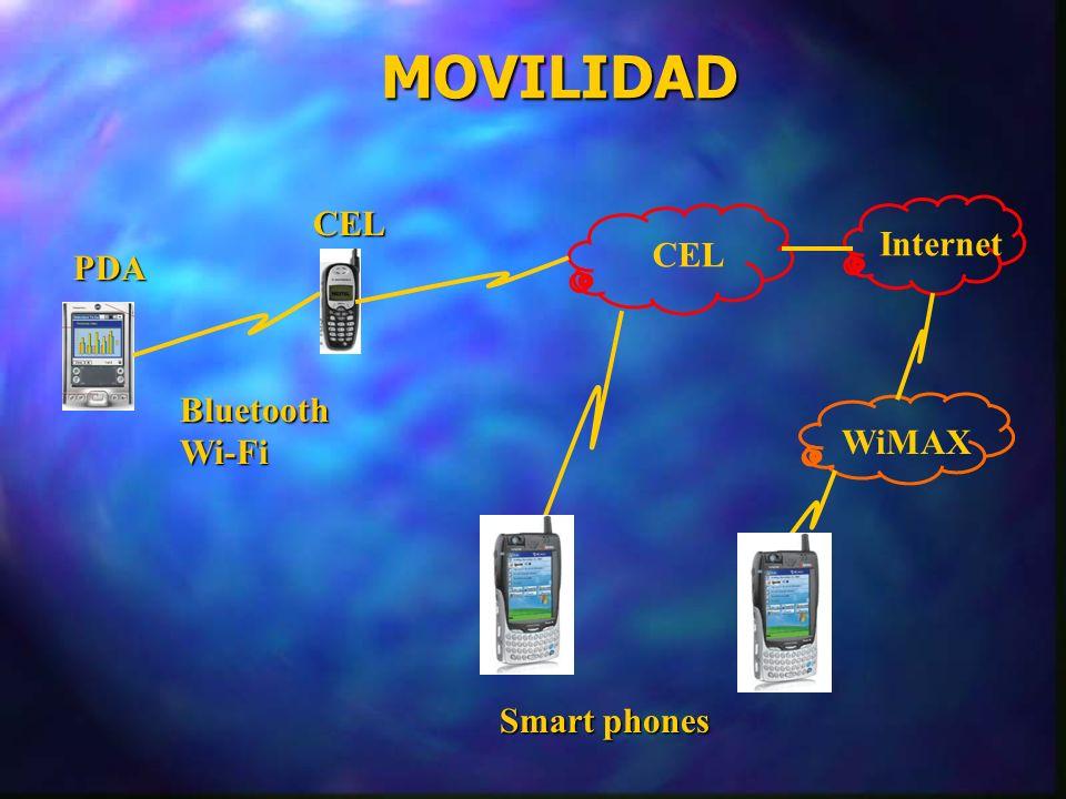 CONCLUSIONES SOBRE ACCESO INALÁMBRICO A INTERNET n Equipos móviles son más numerosos que fijos.