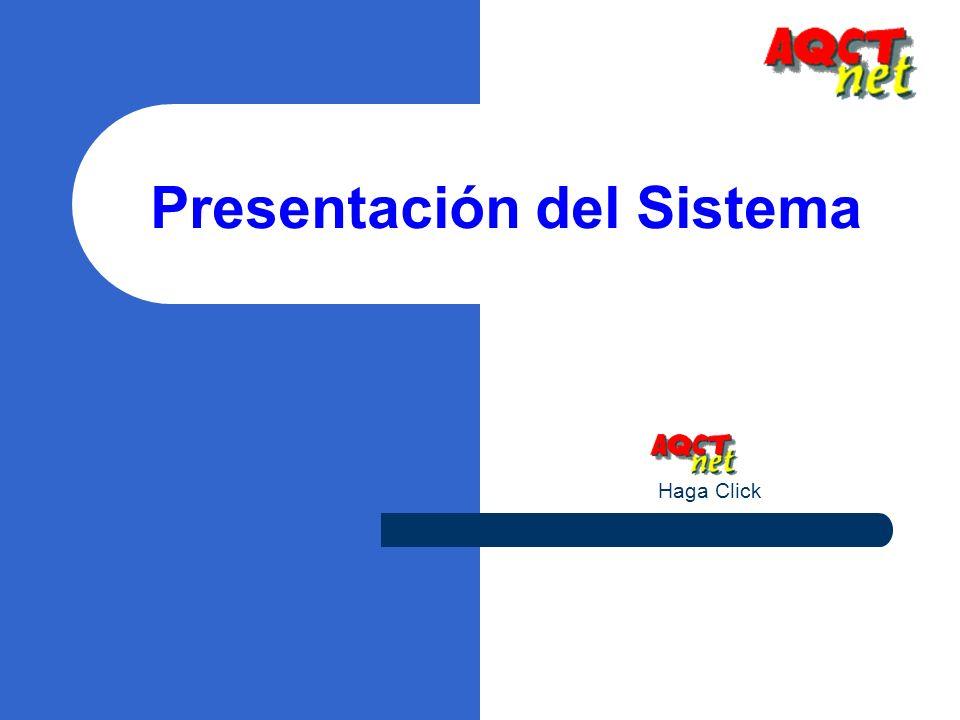 Presentación del Sistema Haga Click