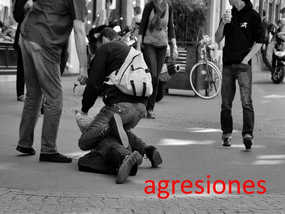 Prevención de Riesgos en Internet - Carmen González - 2010 agresiones