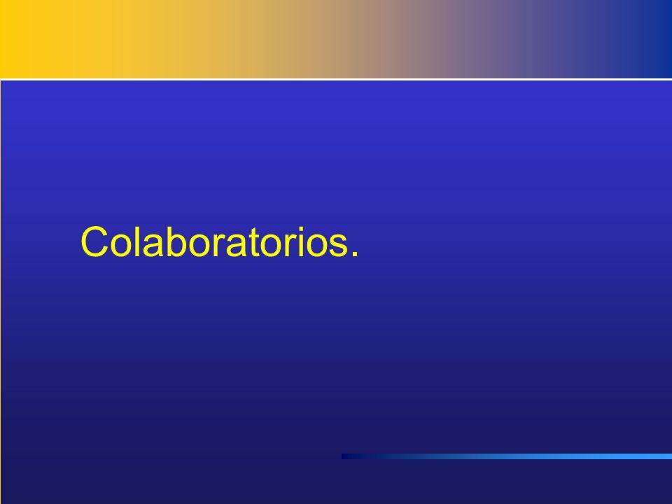 Colaboratorios.