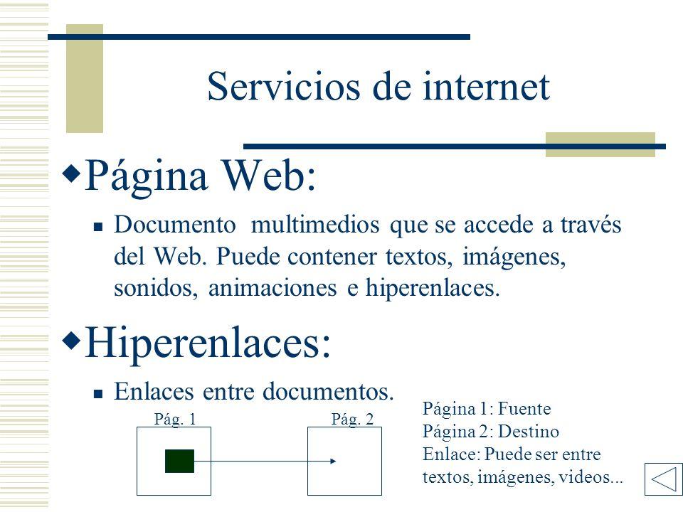 Acceso al Web Direcciones Electrónicas: Direcciones FísicasDirecciones Lógicas 200.13.0.1enlaces.ufro.cl ?(tarea)tronador.ulagos.cl 146.83.1.1reuna.cl