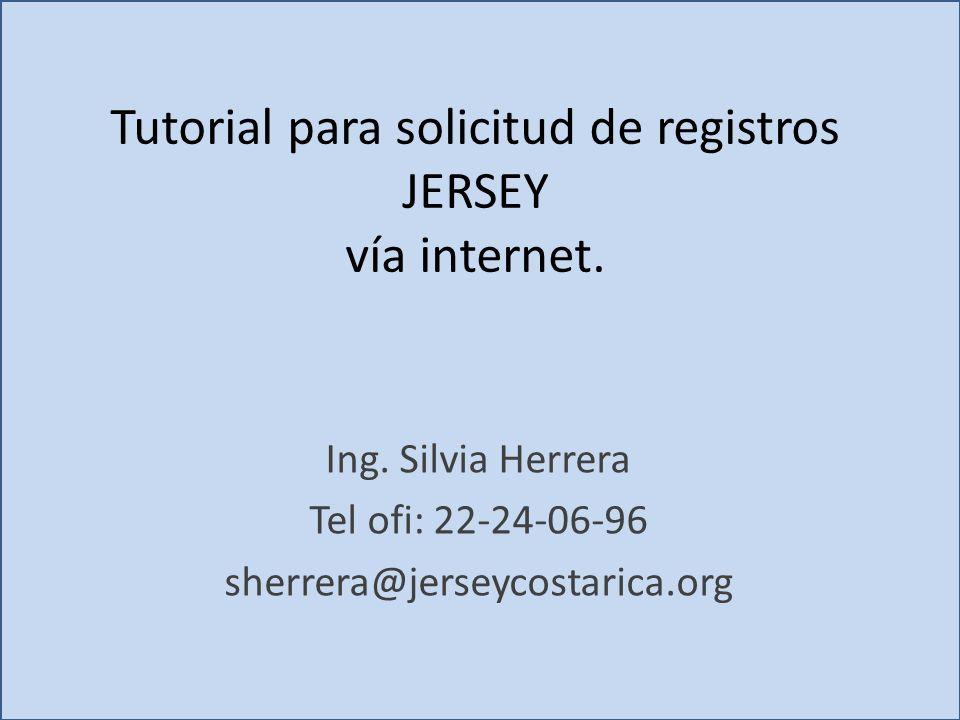 Ingrese a www.jerseycostarica.orgwww.jerseycostarica.org