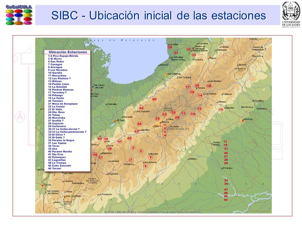 SIBC - Estructura NIS