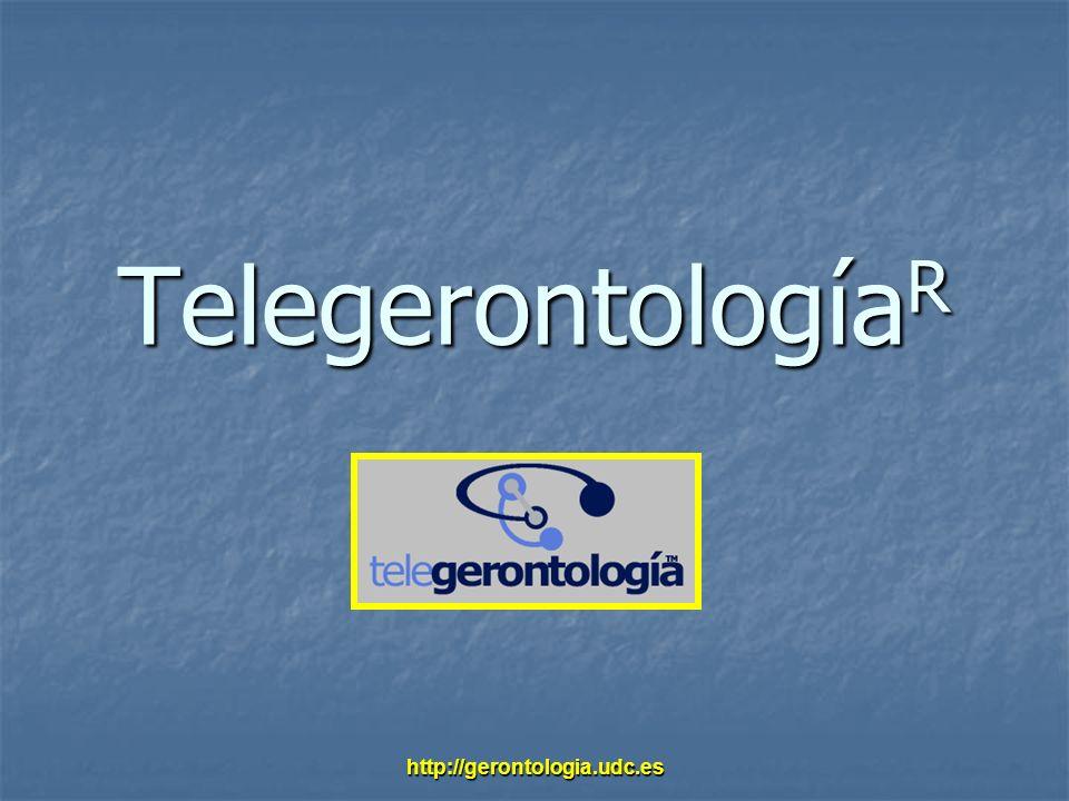 http://gerontologia.udc.es Telegerontología R