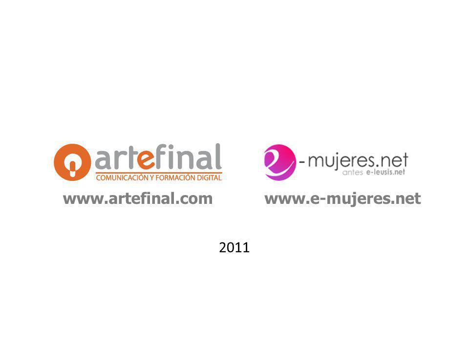 www.e-mujeres.netwww.artefinal.com 2011