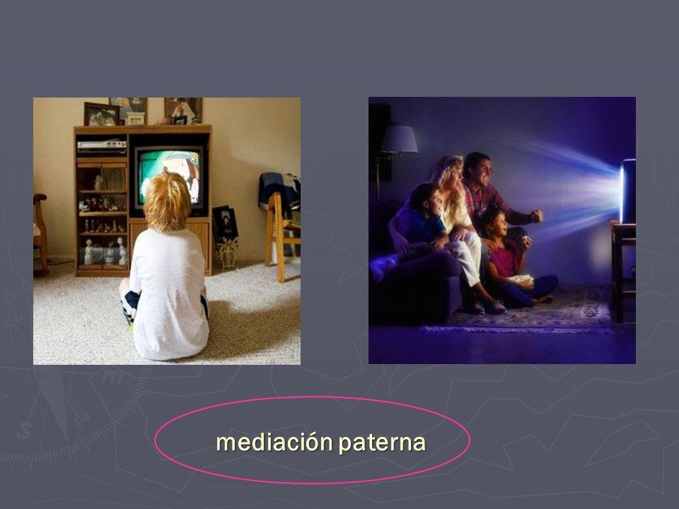 mediación paterna