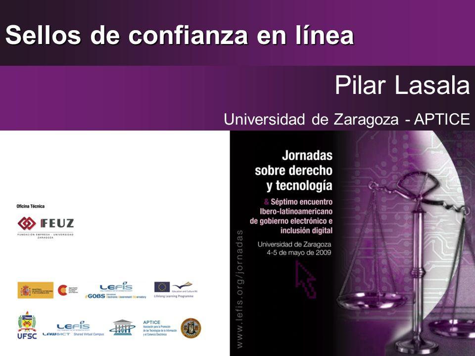 Jornadas sobre derecho y tecnologíaZaragoza, 4 y 5 de mayo de 2009 LEY 56/2007, de 28 de diciembre, de Medidas de Impulso de la Sociedad de la Información.