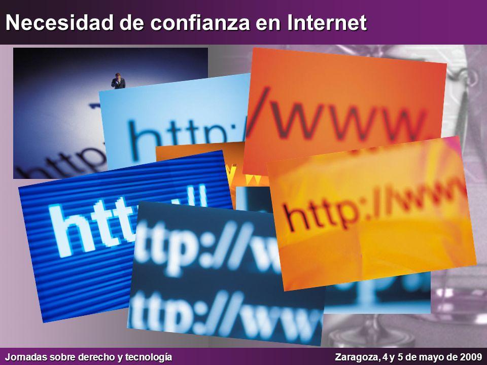 http://www.elcorteingles.es/ Jornadas sobre derecho y tecnologíaZaragoza, 4 y 5 de mayo de 2009 Distintivos de confianza en línea
