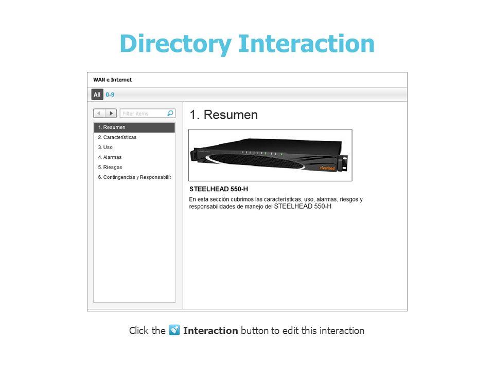 Infraestructura ServicioWAN Descripción: STEELHEAD 550-H Funcionalidad: Optimizar el uso de los enlaces WAN. Uso Adecuado: No deben estar expuestos a