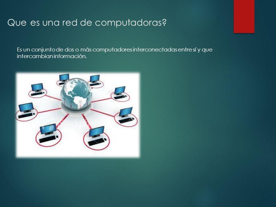 Servicios de internet. ESTOS TIENE ACCESO A UNA DIVERSIDAD DE SERVICIOS.