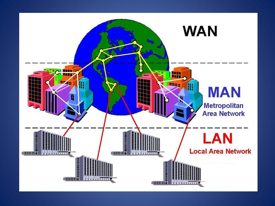 Microondas: usadas en comunicaciones a gran escala.