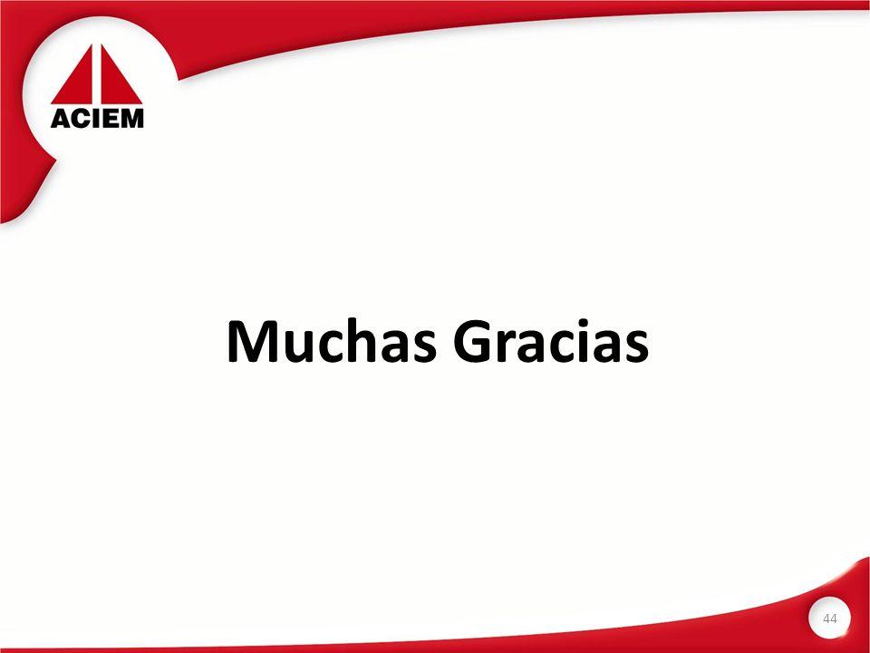 Muchas Gracias 44