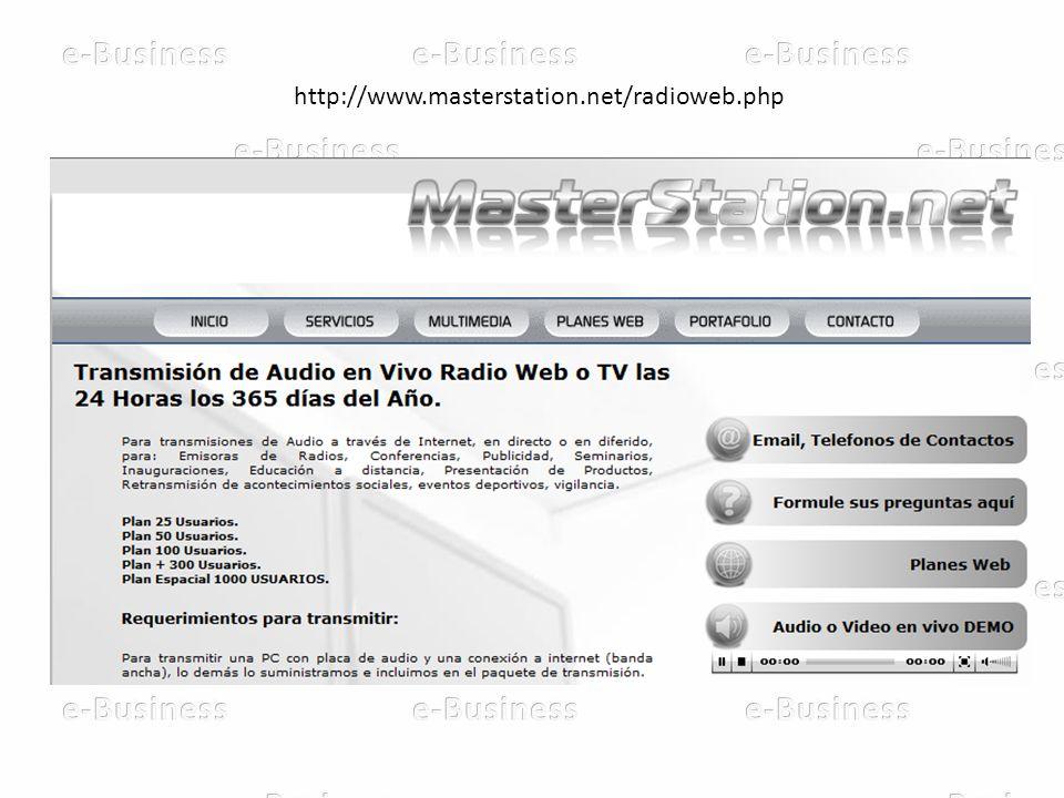 http://www.masterstation.net/radioweb.php