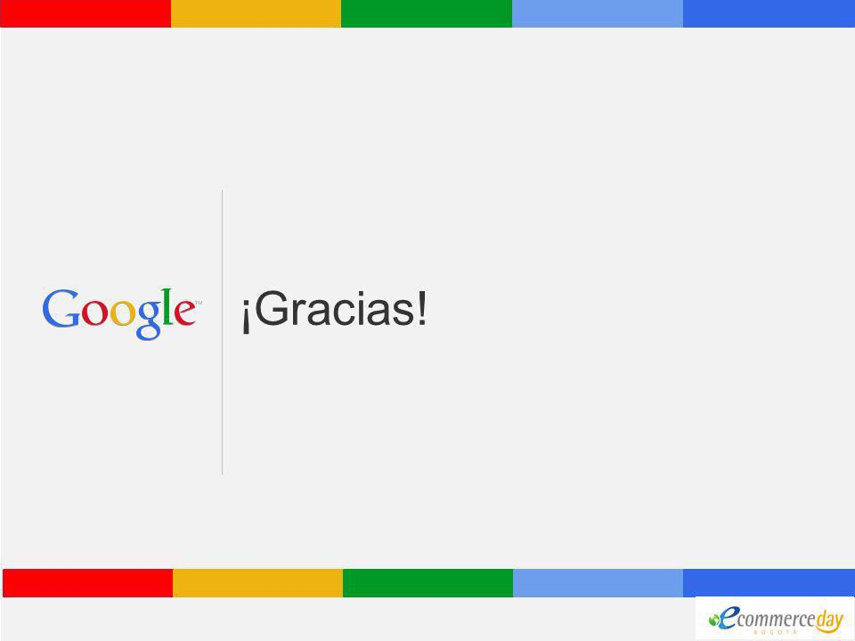 Google Confidential and Proprietary ¡Gracias!