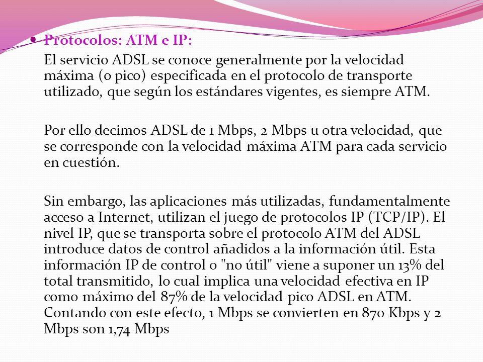 Unidades de información y asimetría: a) Kilobits y Kilobytes La velocidad de transmisión de la información se expresa de forma prácticamente general en múltiplos decimales de la unidad binaria de información o bit transmitidos en un segundo (kilobits por segundo ó kbs, Megabits por segundo o Mbs).