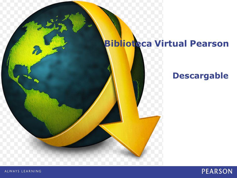Descargable Biblioteca Virtual Pearson
