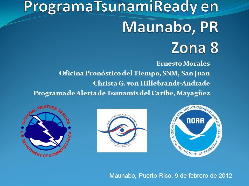 Ernesto Morales Oficina Pronóstico del Tiempo, SNM, San Juan Christa G.