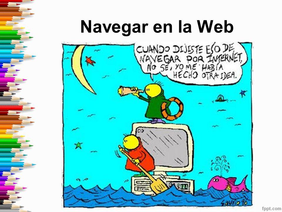 Navegar en la Web