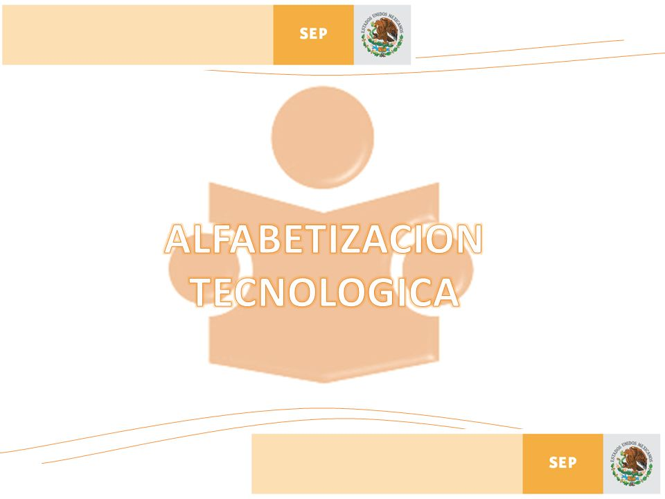 INSTITUTO NACIONAL PARA LA EDUCACIÓN DE LOS ADULTOS ALFABETIZACIÓN TECNOLÓGICA Proceso que permite aprender a utilizar y aprovechar algunas herramientas de las Tecnologías de Información y Comunicación (TICs) de manera básica, para aplicarlas a situaciones cotidianas y laborales.