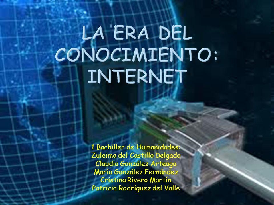 Internet es el conjunto de redes que, estando interconectadas entre sí, usan unas normas comunes para transmitir información.