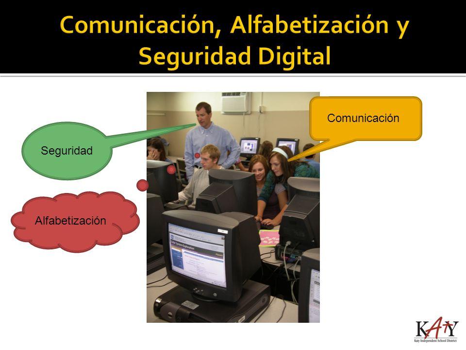 Comunicación Alfabetización Seguridad
