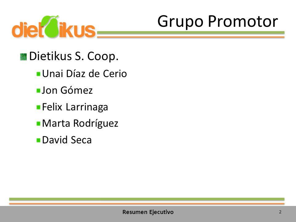 Grupo Promotor Dietikus S.Coop.