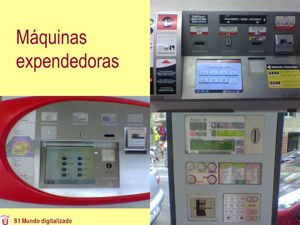 S1 Mundo digitalizado 27 Máquinas expendedoras