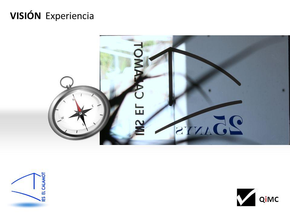 QiMC N S EW VISIÓN Experiencia