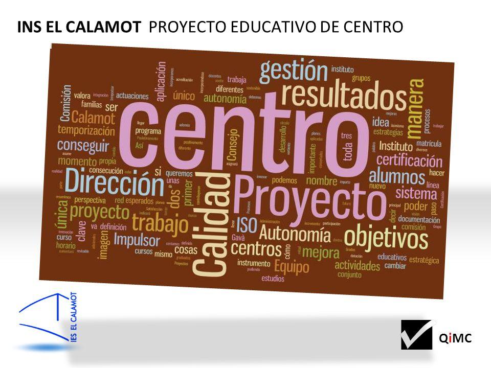 QiMC 2011-12 TEMPORIZACIÓN EduCAT1x1 2010-112007-082006-07 2007-08 2008-09 2009-10