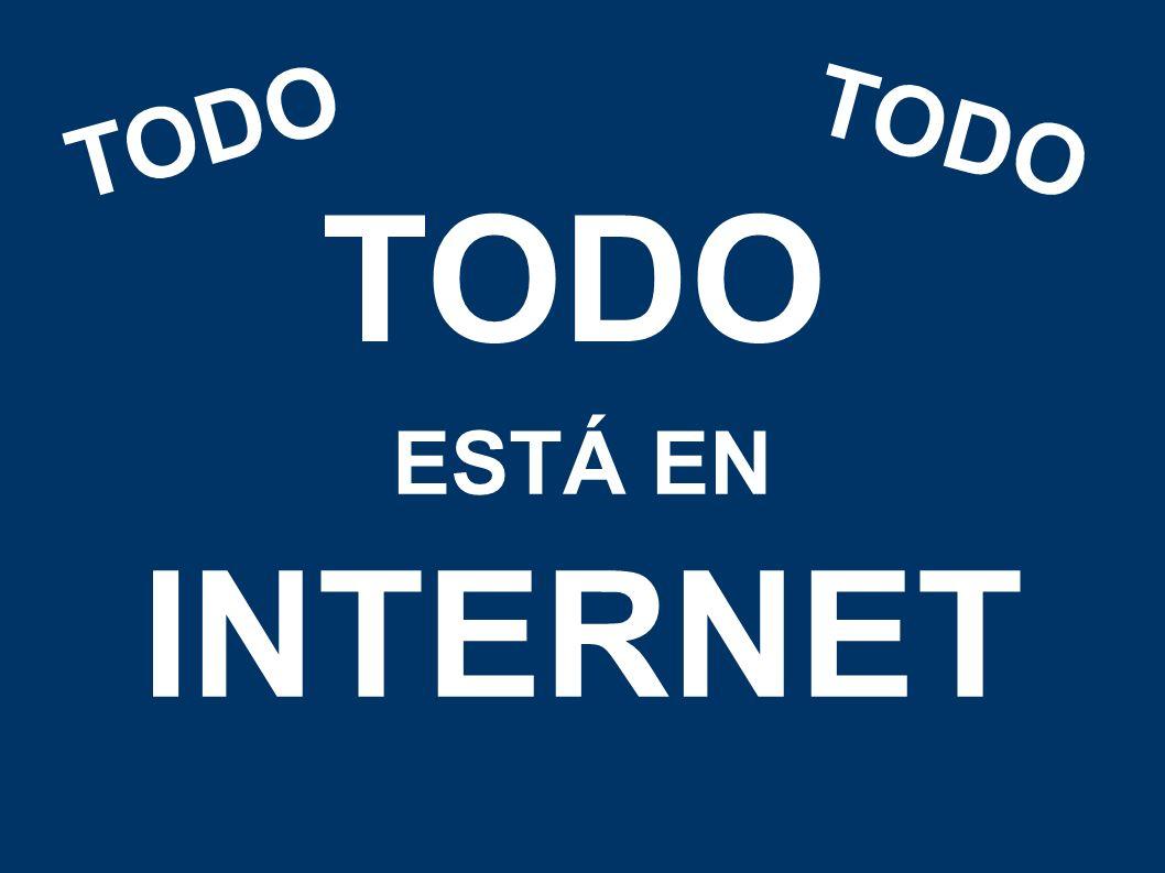 ESTÁ EN TODO INTERNET