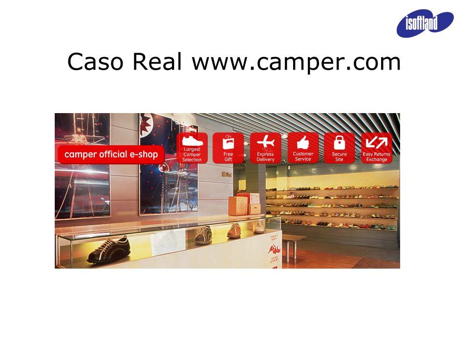 Caso Real www.camper.com