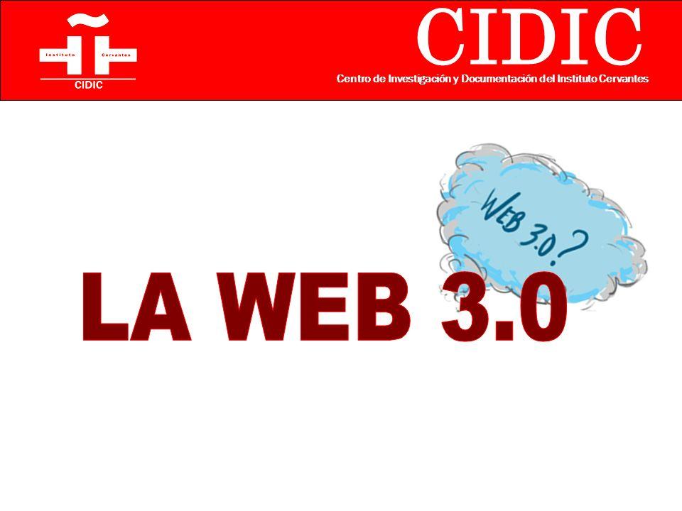 CIDIC Centro de Investigación y Documentación del Instituto Cervantes