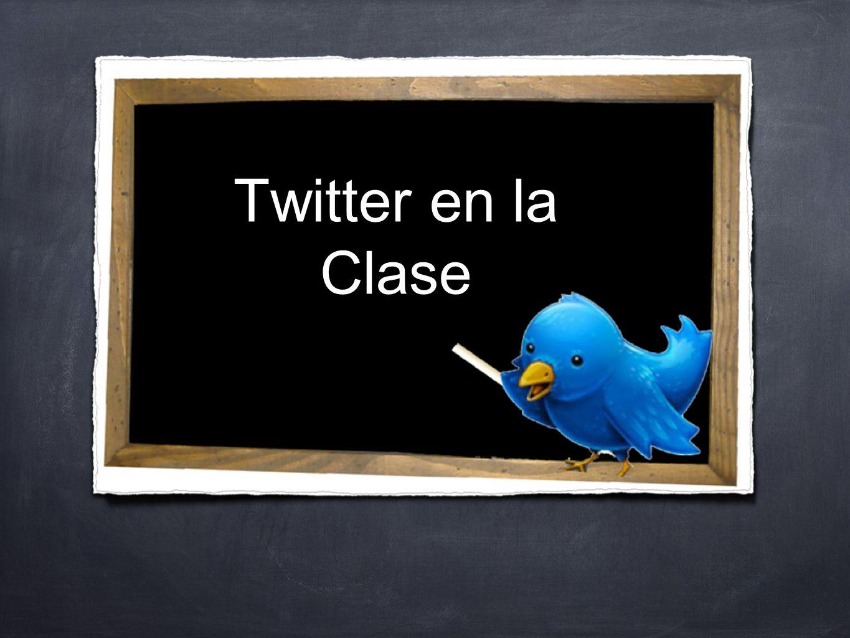 Twitter en la Clase